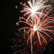 Fireworks6521 Art Print