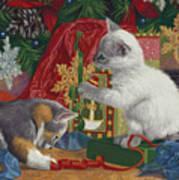 First Christmas Art Print