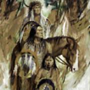 First Nation 67r Art Print