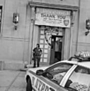 First Precinct Nyc Art Print