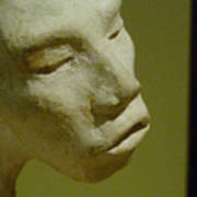 First Sculpture Art Print