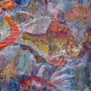 Fish Fantasy Art Print