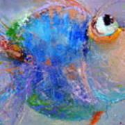 Fish-ka 2 Art Print