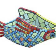 Fish Art Print by Katia Weyher