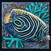 Fish Number Nine Art Print