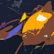Fish Of The Tropics Art Print