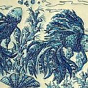 Fish Tangled 3 Art Print