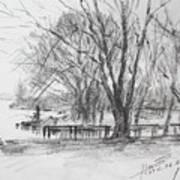 Fisherman's Park Art Print