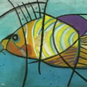 Fishfish Art Print