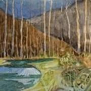 Fishing Creek Art Print