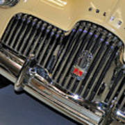 Fj Holden - Front End - Grill Art Print