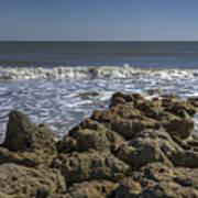 Flagler Beach 3 Art Print
