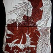 Flamenco Lady 4 Art Print