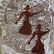 Flamenco Passion 3 Art Print