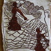 Flamenco Passion 4 Art Print