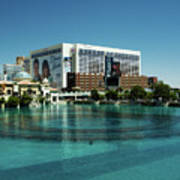 Flamingo Casino/hotel Art Print