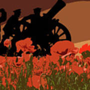 Flanders Fields 1 Art Print
