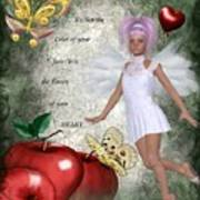 Flavors Of Your Heart Art Print