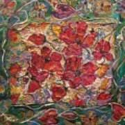 Fleur De Mon Ami Art Print