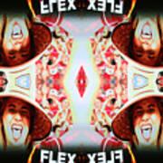 Flexcam 3 Art Print