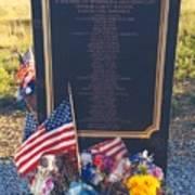 Flight 93 Heros Art Print