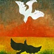 Flight II Art Print
