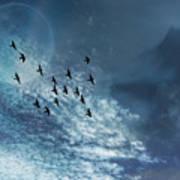 Flight Of Dreams Art Print