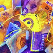 Flight Of Ecstasy Art Print