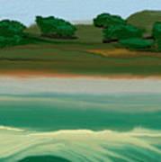 Flinders Island  Art Print
