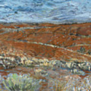 Flinders Ranges Art Print