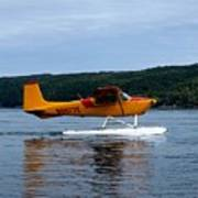 Float Plane Two Art Print