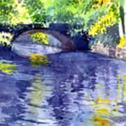Floods Art Print
