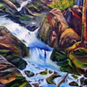 Floodstage Art Print