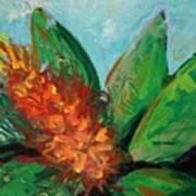 Flora Exotica B Art Print
