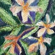 Flora Exotica Art Print