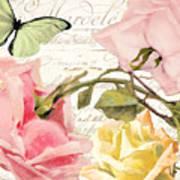 Florabella I Art Print
