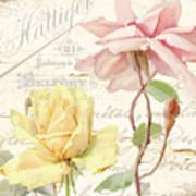 Florabella Iv Art Print