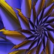 Floral Expressions 2 Art Print