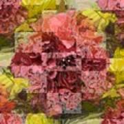 Floral Flux Art Print