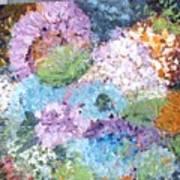 Floral Moments Art Print
