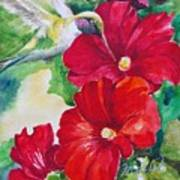 Floral Series 5 Art Print