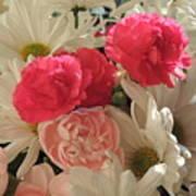 Floral Smiles Art Print