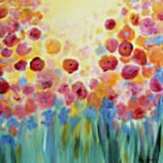 Floral Splendor II Art Print