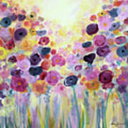 Floral Splendor IIi Art Print