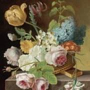 Floral Still Life Art Print