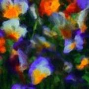 Floral Study 053010a Art Print