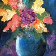 Floral Study 1 Art Print