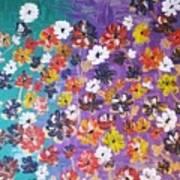 Floral Theme Art Print