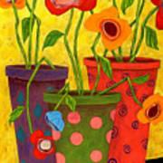 Floralicious Art Print