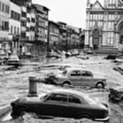 Florence: Flood, 1966 Art Print